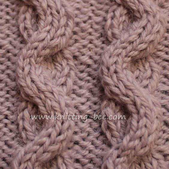 Knitting Cable Stitch Dictionary : Pinterest   The world s catalog of ideas