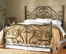 Iron Beds