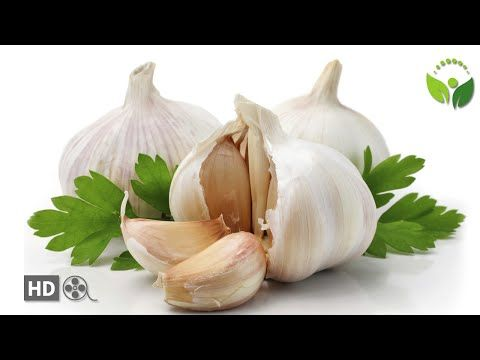 how to remove toxins from your body naturally-garlic health tips - YouTube