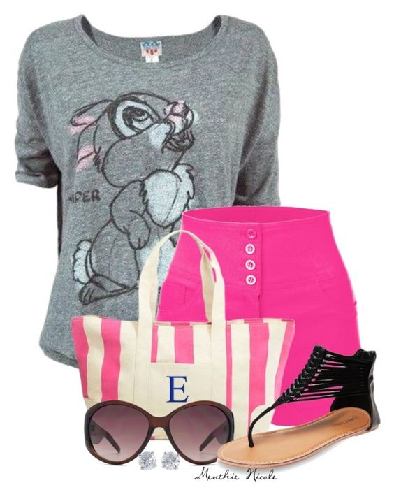 """""""Thumper"""" by menthienicole ❤ liked on Polyvore"""