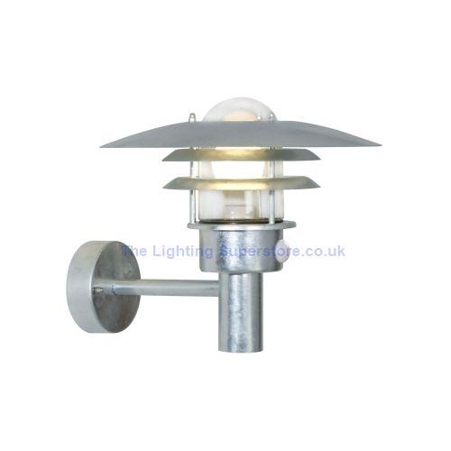 7141 20 31 Lonstrup Outdoor PIR Light - IP44 Rated Lonstrup outdoor wall  light with a