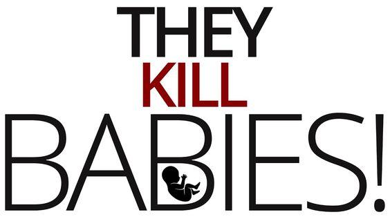 The Vortex—They Kill Babies!