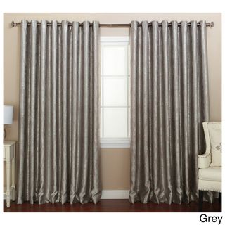Traditional, Damask curtains and Great deals on Pinterest