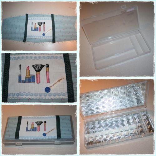 ♥ boîte à maquillage ♥ - l'atelier de Moumoune