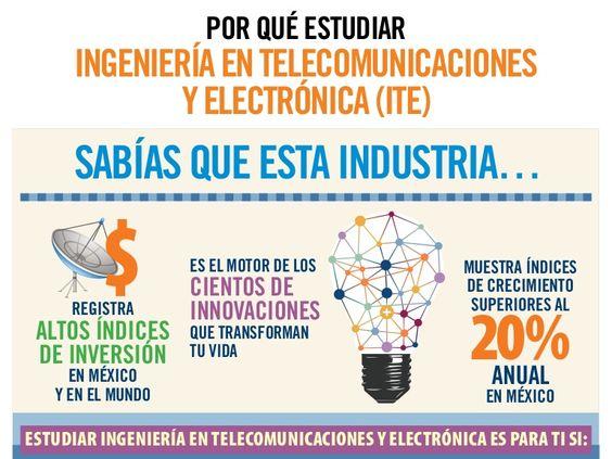 Razones para estudiar Ingeniería en Telecomunicaciones y Electrónica