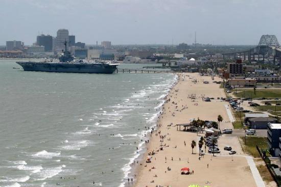 Corpus Christi Best Beach For Shells