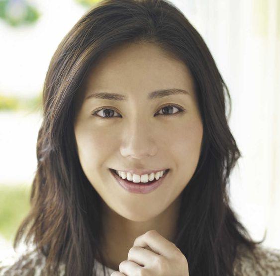 松下奈緒の笑顔