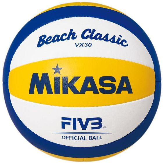 Mikasa Beachvolleyball Beach Classic VX30 im Volleyball Shop günstig bestellen