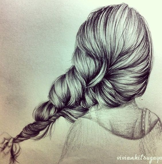 so pretty. i love this painting. it is so detailic. I love it! drawing hair is so hard and takes so much time, but I love these kinds of drawings.