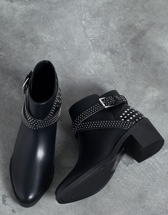 Todo - MUJER - Zapatos - Bershka España