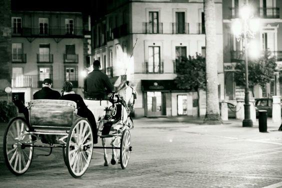 Carro, Sevilla
