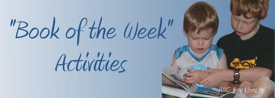 Book of Week Activities