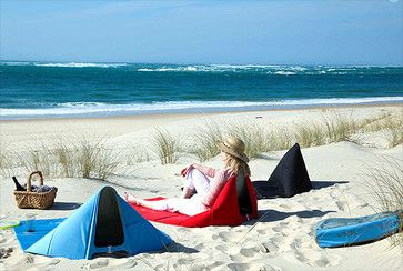 Modern outdoor chairs chairs and the o 39 jays on pinterest for Breezy beach chaise