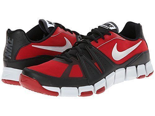 NEW NIKE FLEX SHOW TR 3 Running MENS Classic Red Black #Nike #Athletic