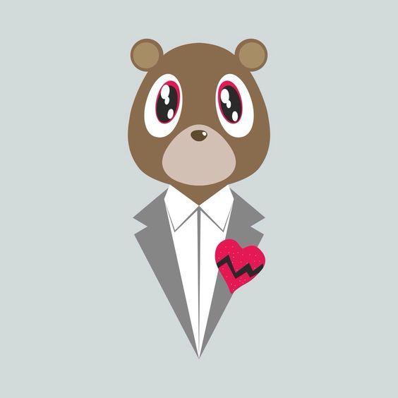 Pin By Hookicks On Yeezy Story Kanye West Wallpaper Kanye West Tattoo Kanye West Bear