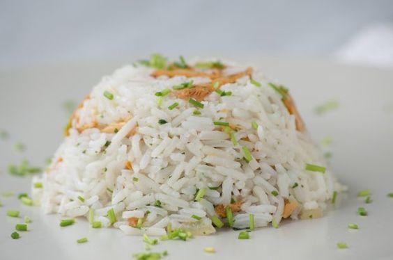 Eierschwammerl-Reis