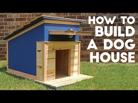 36 Free DIY Dog House Plans U0026 Ideas For Your Furry Friend | Dog House Plans,  Dog Houses And Dog