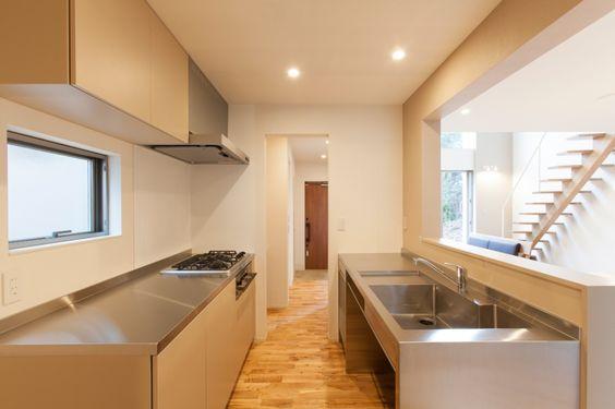 キッチン事例:キッチン(船橋の家)