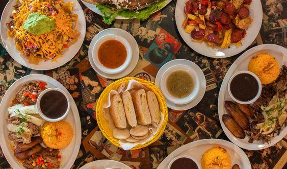 All about Cuban cuisine