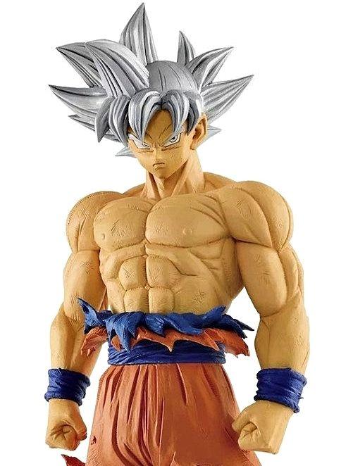 Grandista Mui Goku Figura De Acao Figuras Anime