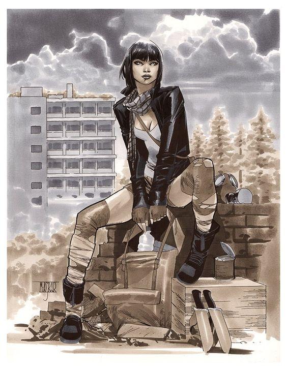 Cazadores de Comics: Mahmud Asrar será uno de los invitados de las Jorn...