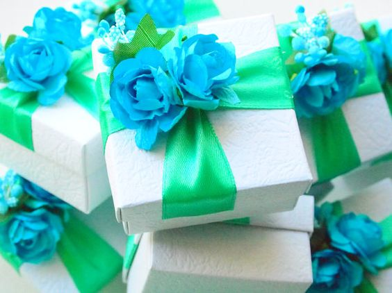 Wedding Gift Box Tiffany Blue : Tiffany Blue Box Tiffany Blue Weddings Favor Blue Green by Cute # ...