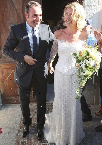 Mariage alexandra lamy et jean dujardin mariage for Alexandra et jean