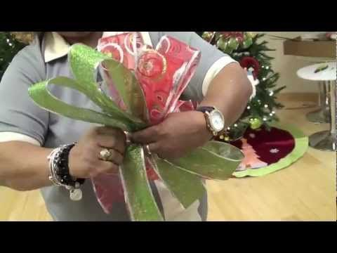 Casa febus home design navidad videos and christmas bows - Como decorar para navidad ...