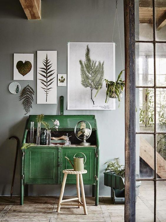 Botanical art: