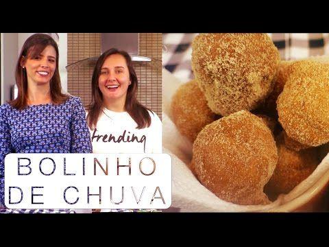 Bolinho de Chuva ft Juliana Ferraz - Confissões de uma Doceira Amadora - YouTube