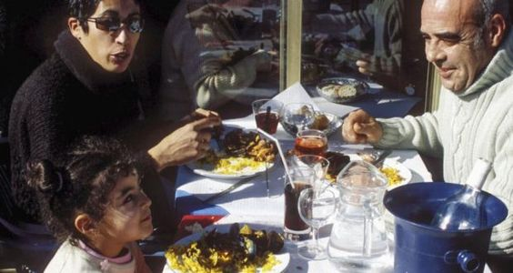 Why are French children better behaved?  French parents never discipline or punish; they 'educate' in a loving manner, while also letting children know they are not the centre of their parents' universe. Above, al fresco dining in France. Photograph: Philip Game/Lonely Planet via Getty Images