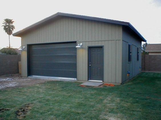 Attractive Residential Rollup Garage Doors   The Garage Journal Board