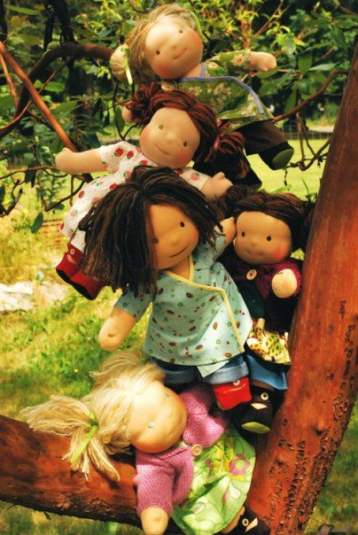Bamboletta dolls - The quality of a Bamboletta doll is difficult to find, & the details of  their face & hair is almost impossible to match. Each doll face has the detail of a plastic doll– but they're handstitched & made wit natural cotton. The finest materials have been sourced, it's why they stand out so easily compared to mainstream dolls. 15 hours of dedicated work goes into each doll – hand stuffed with top quality wool that naturally repels water & mold.