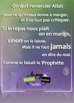 hadith - Hadith Relation Hors Mariage