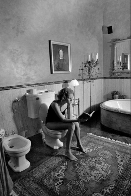 Ferdinando Scianna/Magnum Photos Milan, Italy, 1997: