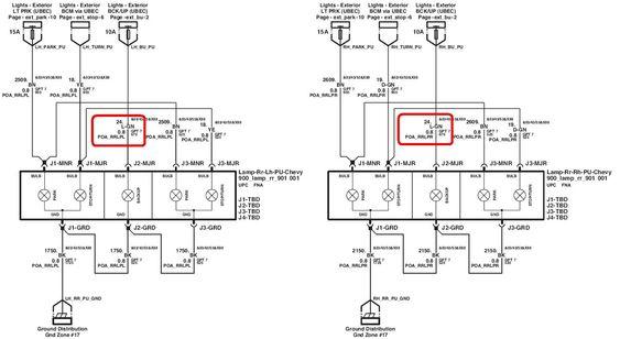 2005 Gmc Sierra Wiring Diagram Roti Allinstream Xyz Trailer Light Wiring Silverado Headlights Diagram
