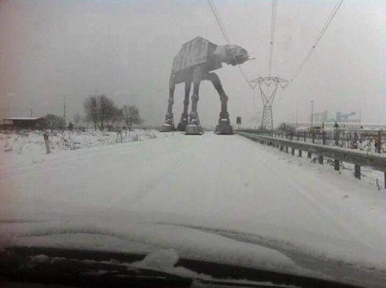 Nebraska's recent snowstorm