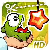 Cut the Rope: Experiments HD - #iPad App ON SALE! $0.99