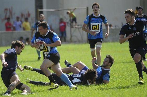 STUDIO PEGASUS - Serviços Educacionais Personalizados & TMD (T.I./I.T.): JOL (Esportes): Universitário Rugby Santa Maria ve...
