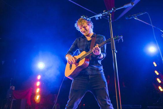 Photo: Ed Sheeran | Friday | Latitude Festival