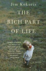 The Rich Part Of Life was an insightful book that shares the truths, which can only be told by a kid, of what winning the lottery does to a family.