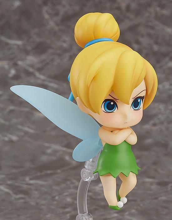 Disney Peter Pan Tinker Bell Pixie Fairy Q Posket Banpresto figure figurine Jpn
