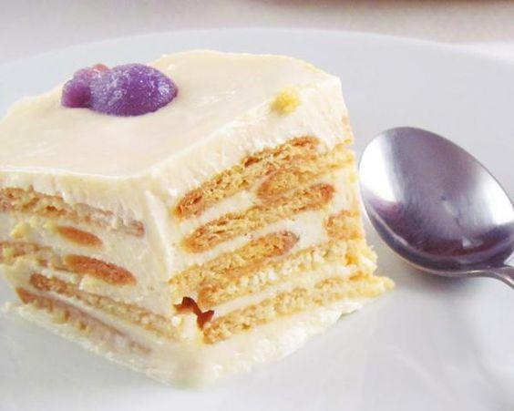 En esta receta de RecetasGratis.net aprenderás a elaborar un pastel de limón, también conocido como carlota de limón, espectacular y muy fácil, ¿quieres saber cómo?…