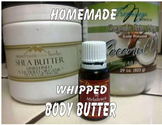 It's a Mom Life: Homemade Whipped Body Butter