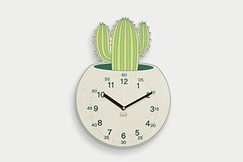 Bezit Nonticking Silent 11inch Wall Clock Decorative Modern Clean Cute Kidfriendly Design For Indoor Office Home Kids Wall Clock Wall Clock Wall Clock Silent