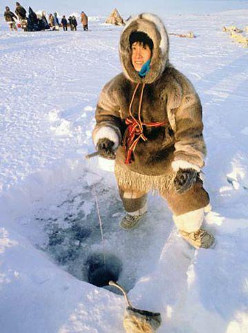 hunting nunavut canada