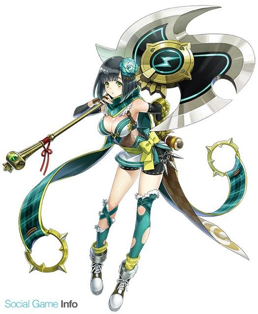 Character Design Game Anime : Axe warrior anime pinterest game info and warriors