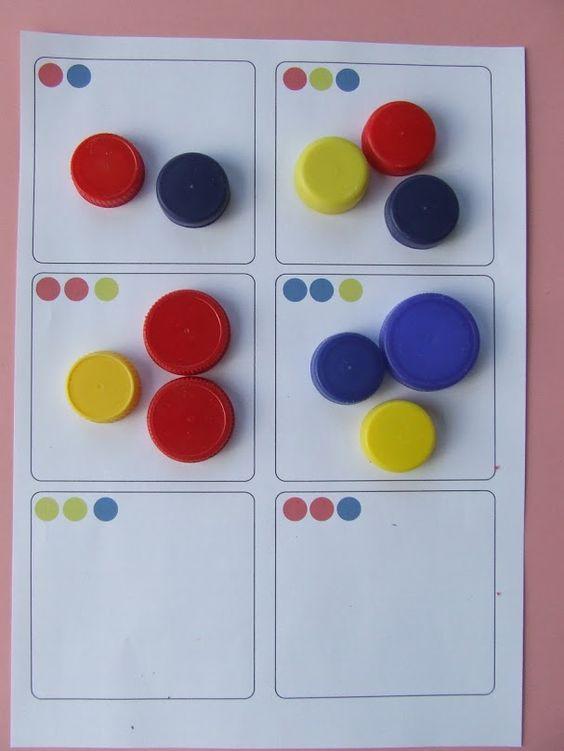 Ismerd meg a színeket! | Ovis játék webshop