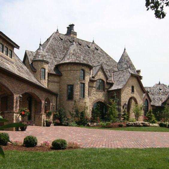 Yes This Will Work Just Fine It Has My Turrets Recording And Art Studio Dream House House Exterior French Style Homes