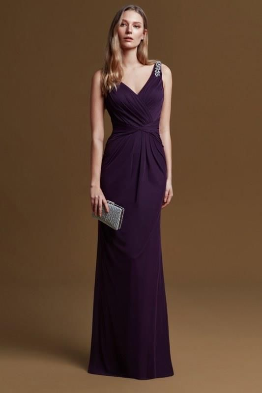 2020 Abiye Modelleri Unlu Markalarin Son Moda Gece Elbiseleri Oleg Oleg Cassini Elbise Giyim Elbiseler
